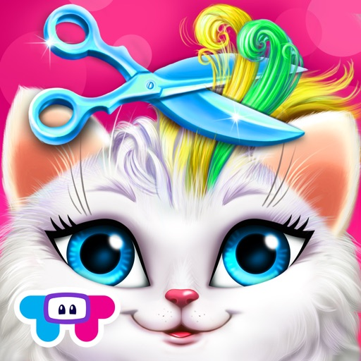 Crazy Kitty Cat Salon