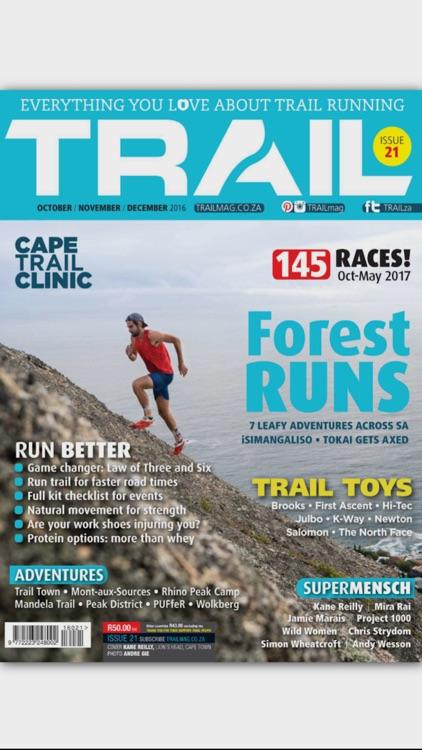Trail Magazine SA