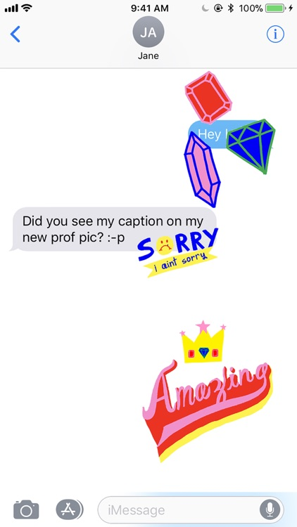 Maddy's Second Sticker Pack