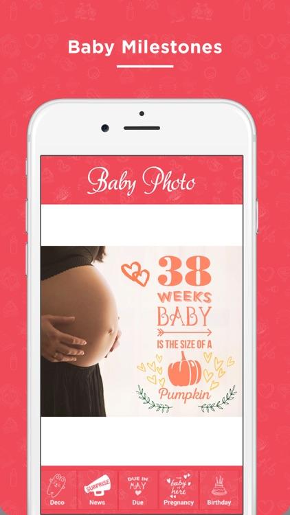 Baby Photo App screenshot-4