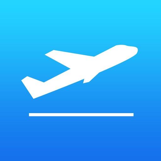 台灣航班通-最在地即時機場班機資訊
