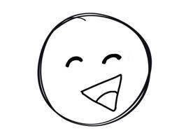 Emoji Calligraphy