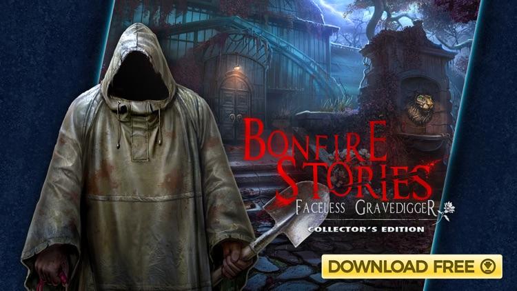 Bonfire Stories: Gravedigger screenshot-4