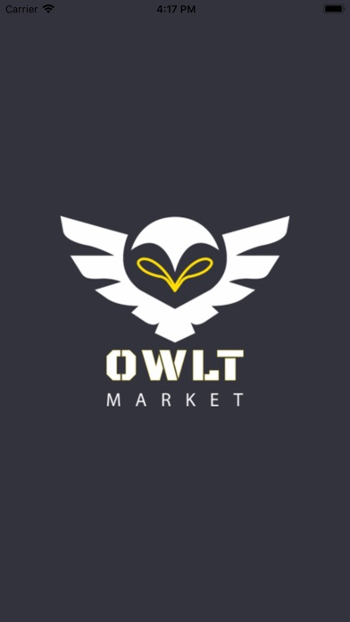 OWLT Market Screenshot on iOS