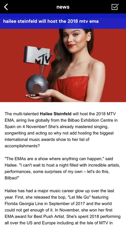 MTV EMA screenshot-6