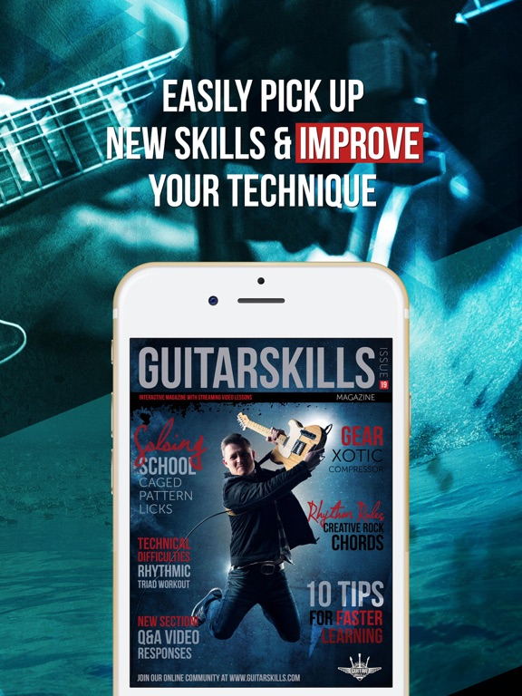 AA Guitar Skills Magazine-ipad-1