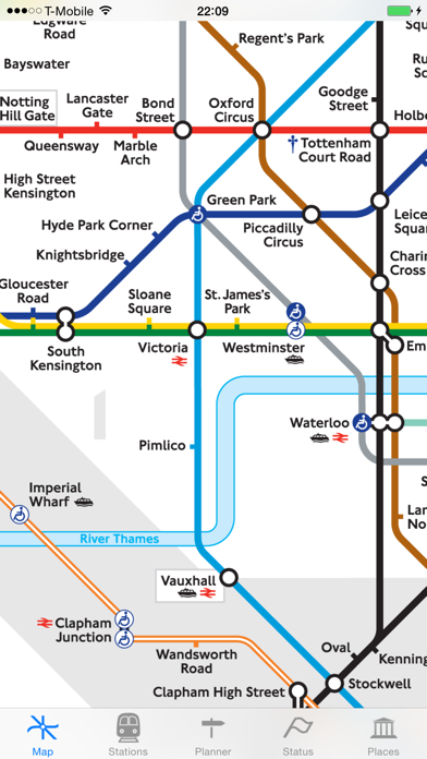 London Tube Map and Guide Скриншоты3