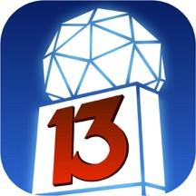 SkyTower Radar app from FOX 13