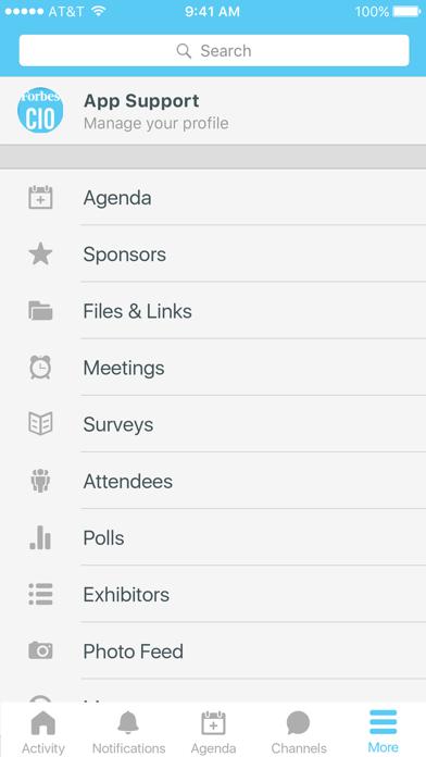 Forbes CIO screenshot two