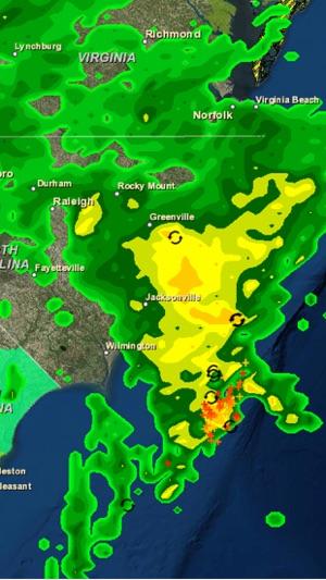 Storm Tracker Weather Radar On The App Store
