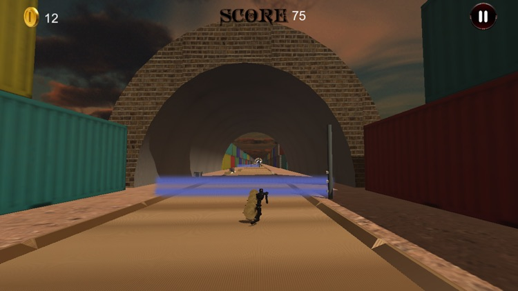 Real Robot Wild Runner screenshot-4