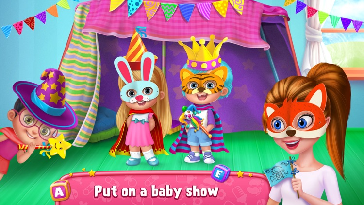 Babysitter First Day Mania screenshot-3