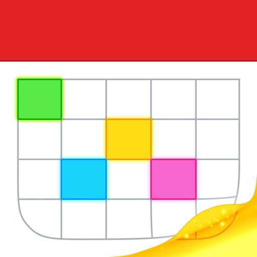 Fantastical 2 for iPhone application logo