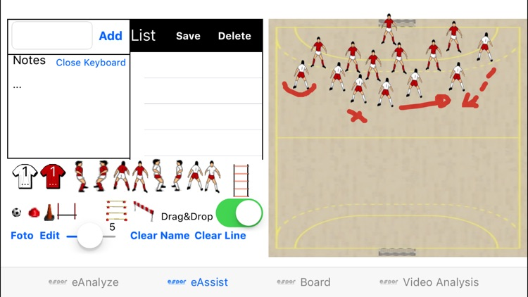 Handball Scout screenshot-2