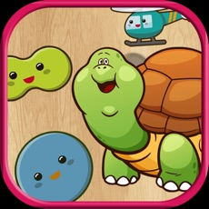 Activities of Learn Puzzle and Shape Game