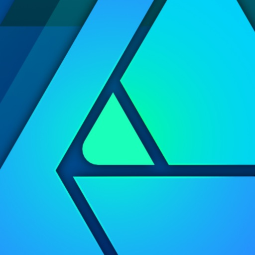 Affinity Designer app for ipad