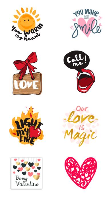 点击获取Love Emoji for Chat App