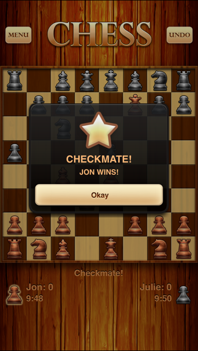 Screenshot from Chess ∙