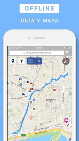 las mejores guias de viaje gratis iphone