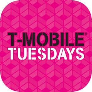 T-Mobile Tuesdays Lifestyle app