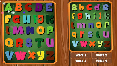 USA Talking Alphabet screenshot two