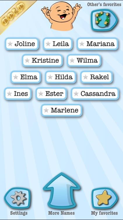 Baby Names Mania
