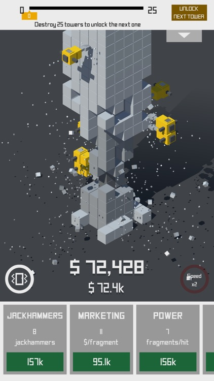 Jackhammer Tower screenshot-3