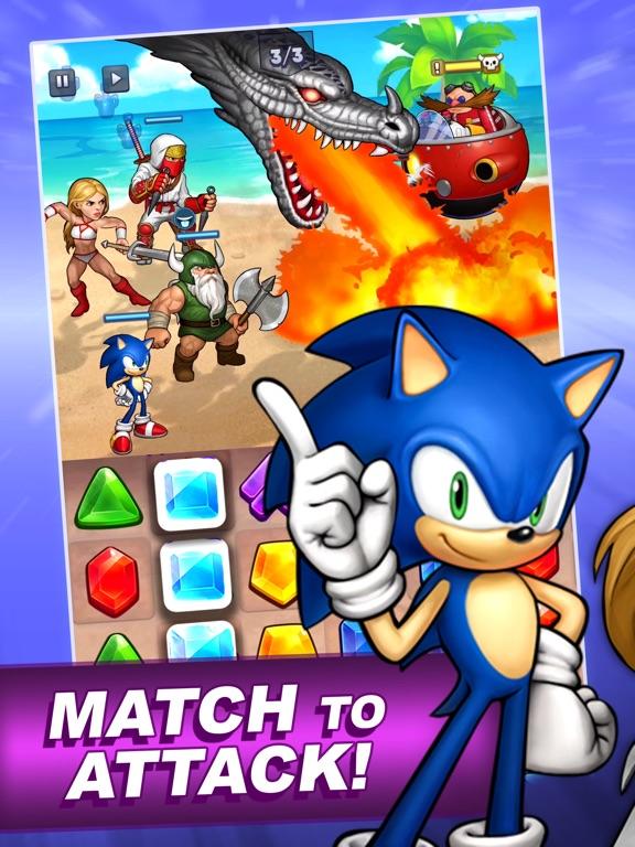 SEGA Heroes: RPG Match 3 Games screenshot 8