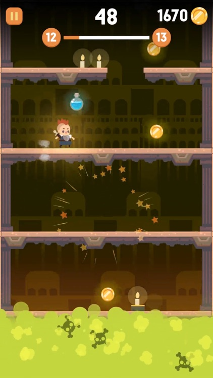 Magic Jump! screenshot-0
