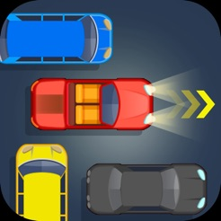 Red Car Game >> Car Escape Puzzle On The App Store