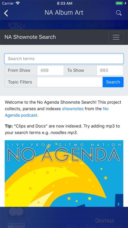 No Agenda Karma, Clips & More screenshot-4