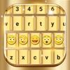 金表情符号 键盘主题