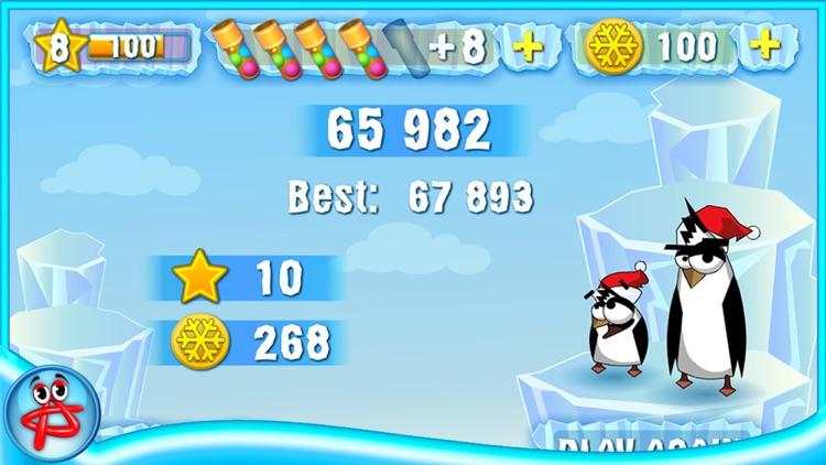 Tap The Bubble 2:Penguin Party screenshot-4