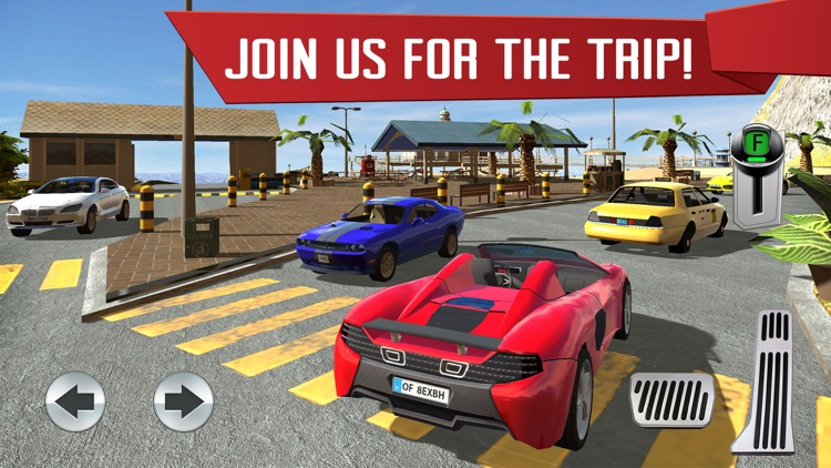 Parking Island: Mountain Road screenshot-4