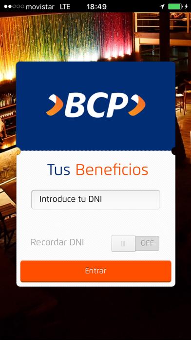 Beneficios BCP