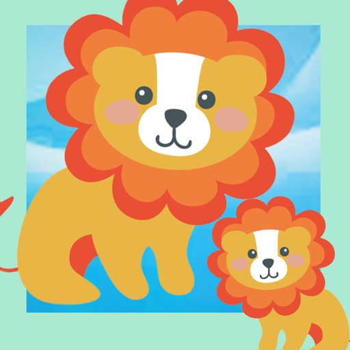 Animal-s of the World in Africa Kid-s Learn-ing Game-s and little Story For Toddler-s iOS App