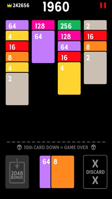 Twenty48 Solitaire screenshot 3