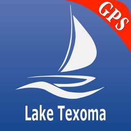 Lake Texoma Nautical Charts