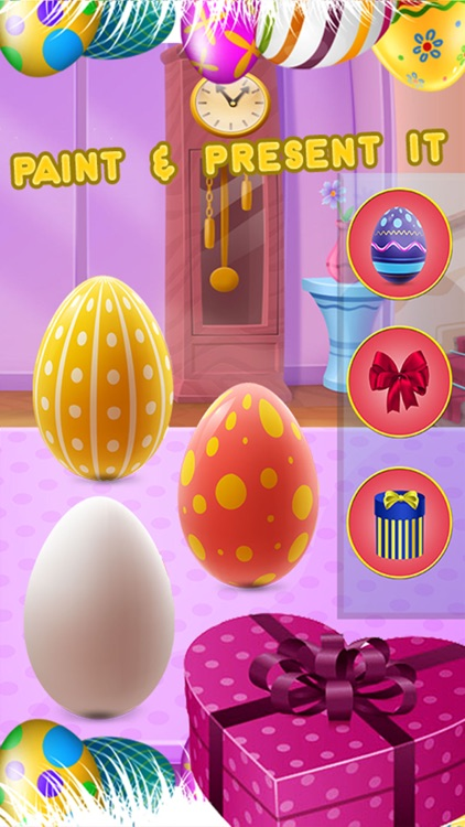 Happy Birthday Party on Easter screenshot-5