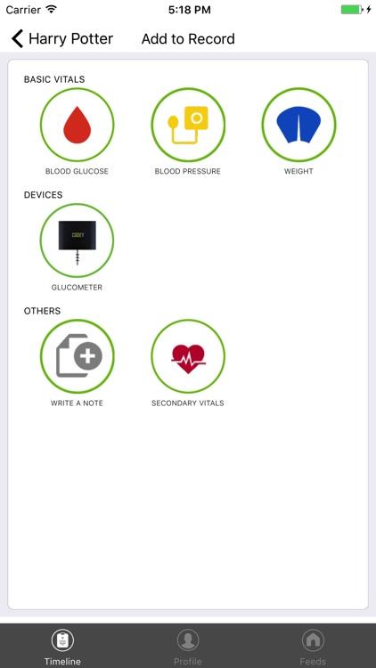 RE-START Patient screenshot-4