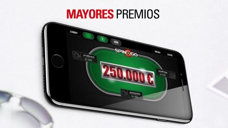 PokerStars: Juegos de Poker screenshot-3