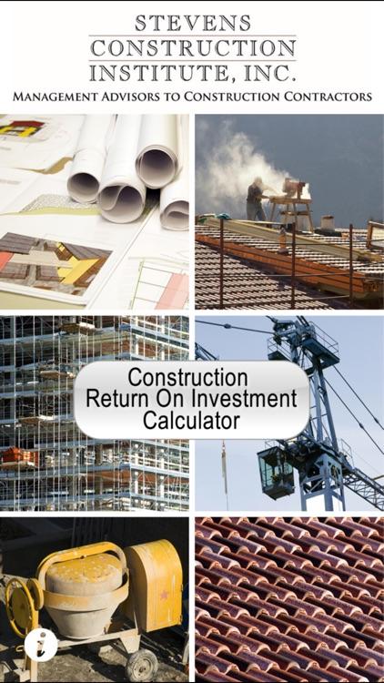 Construction Return