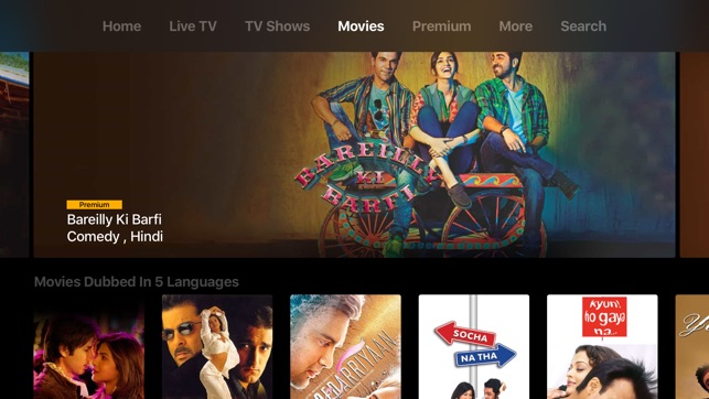 ZEE5 : Shows Live TV & Movies en App Store