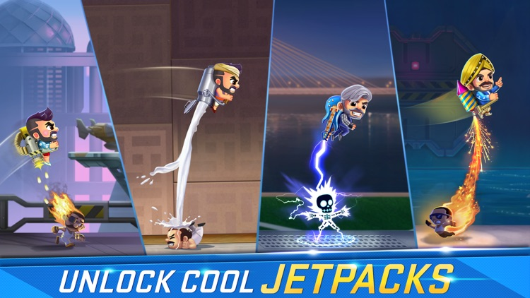 Jetpack Joyride India Official screenshot-3
