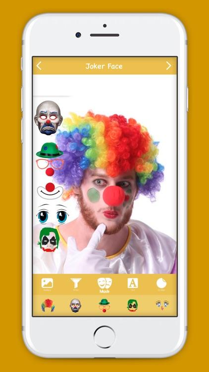 Joker Face Editor