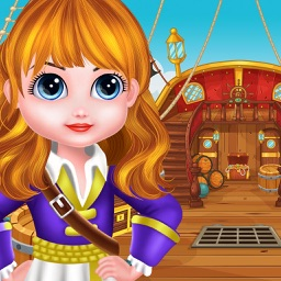 Pirate Girl Mystery Puzzle