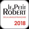 Le Petit Robert 2018