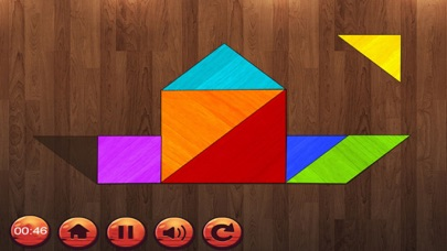 Wood Colour Puzzle PRO Screenshot 4
