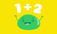 Math Flashcards with Blobby - Basic Addition and Subtraction