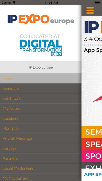 IP Expo Europe 2018 screenshot two